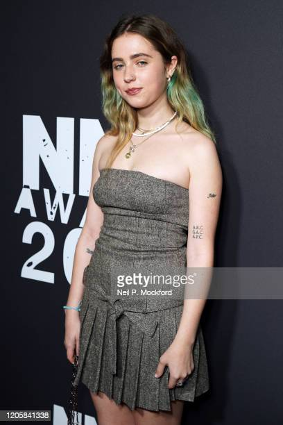 Clairo attends the NME Awards 2020 at O2 Academy Brixton on February 12 2020 in London England