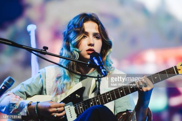Clairo performs at The Forum at The Forum on March 10, 2020 in Inglewood, California.