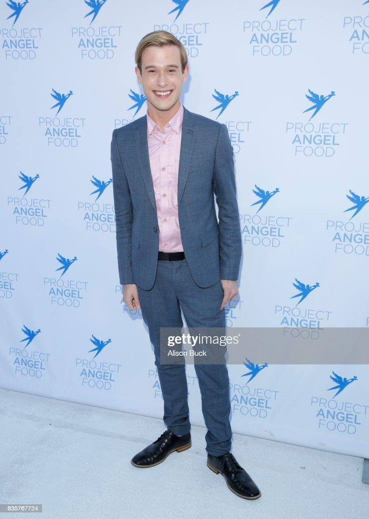 Clairvoyant Tyler Henry attends Project Angel Food's 2017 Angel Awards on August 19, 2017 in Los Angeles, California.
