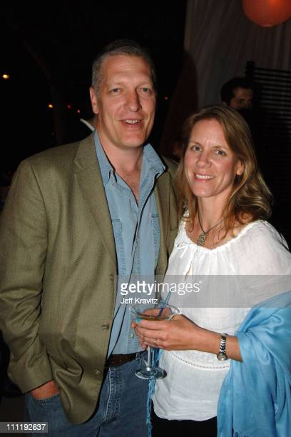 Clancy Brown and guest during 'The Comeback' HBO Los Angeles Premiere After Party at Paramount Pictures in Hollywood California United States