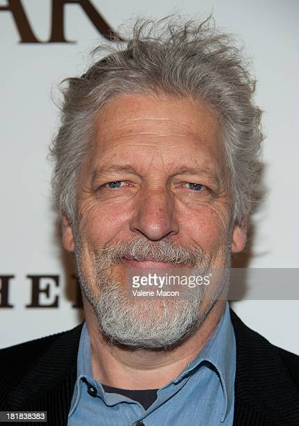 Clancy Brown arrives at the screening of Anchor Bay Films' 'Nothing Left To Fear' at ArcLight Cinemas on September 25 2013 in Hollywood California