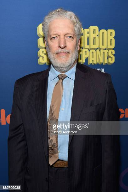 Clancy Brown attends Opening Night of Nickelodeon's SpongeBob SquarePants The Broadway Musical at Palace Theatre on December 4 2017 in New York City