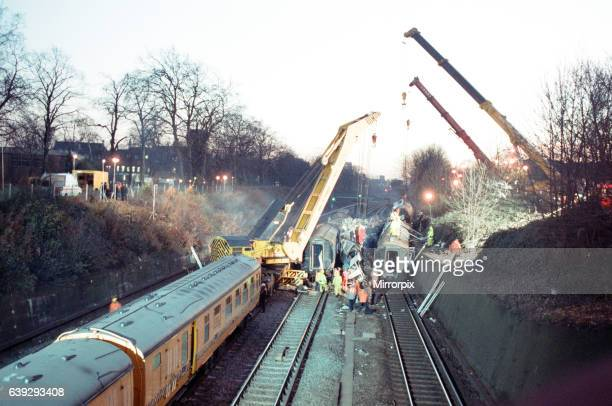 Clapham train crash On 12 December 1988 the 07:18 from Basingstoke to London Waterloo was approaching Clapham Junction when the driver saw the signal...