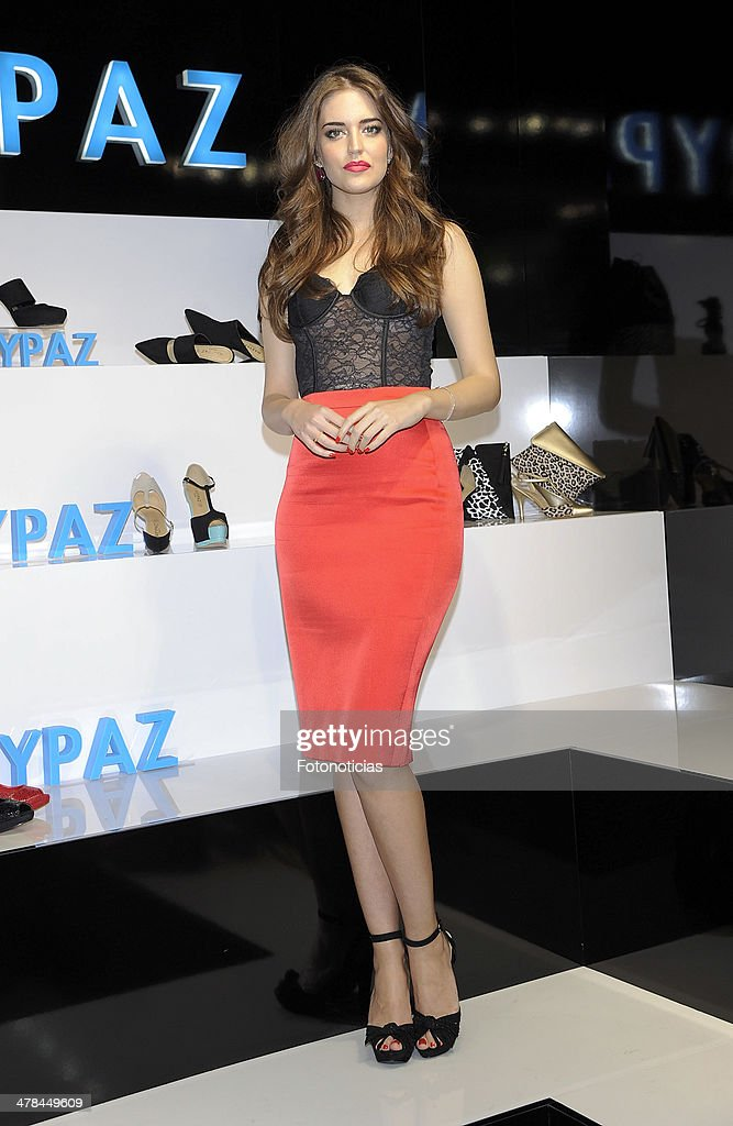 'Marypaz' Flaship Store Opening in Madrid