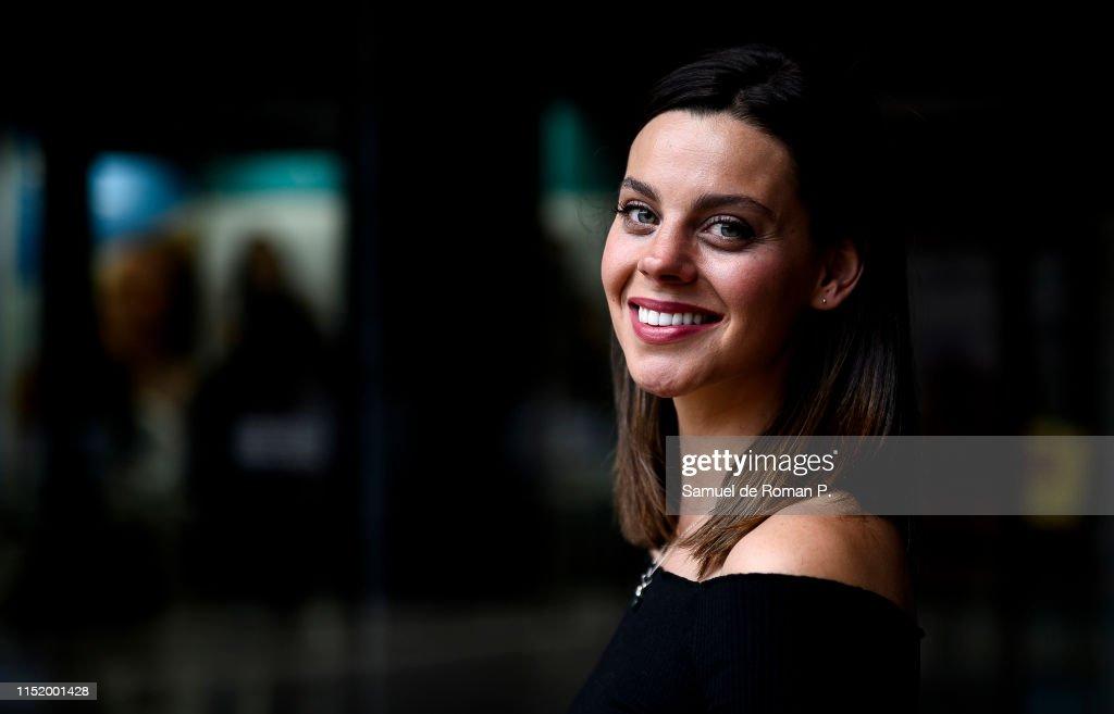 ESP: Clara Alvarado Portrait Session In Madrid