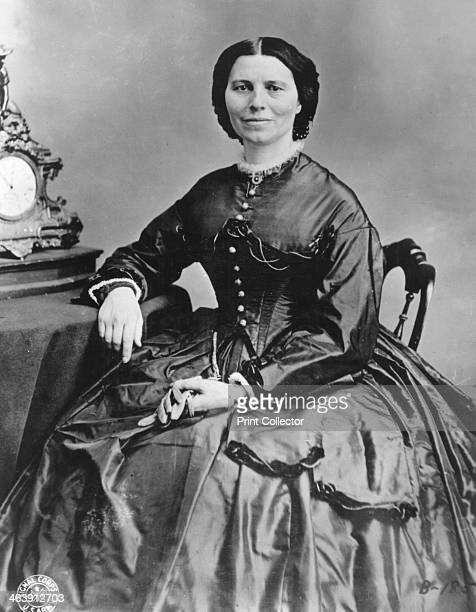 Clara Barton founder of the American branch of the Red Cross She founded the American Red Cross in 1881 and served as its first president from...