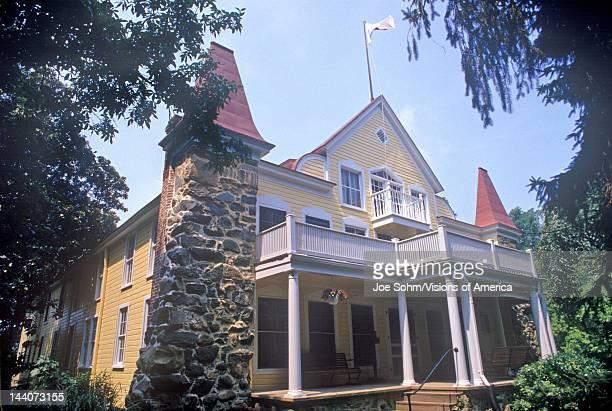 Clara Barton House Glen Echo Maryland