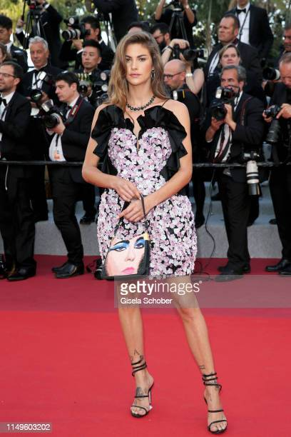 Clara Berry attends the screening of Rocketman during the 72nd annual Cannes Film Festival on May 16 2019 in Cannes France