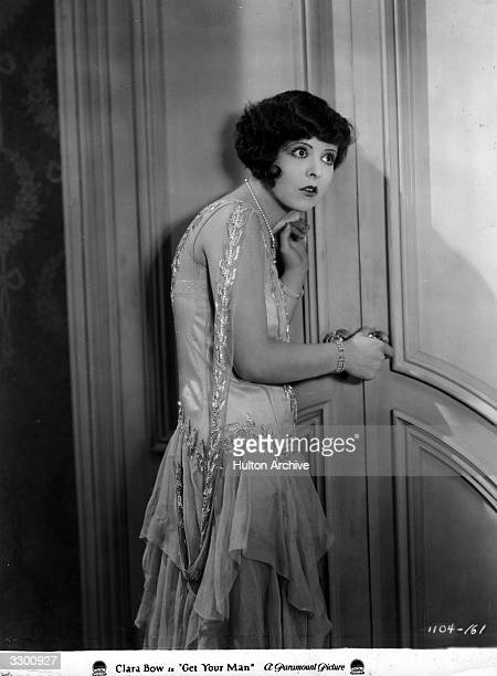 Clara Bow stars in the film 'Get Your Man' directed by Dorothy Arzner for Paramount Famous Lasky Corporation