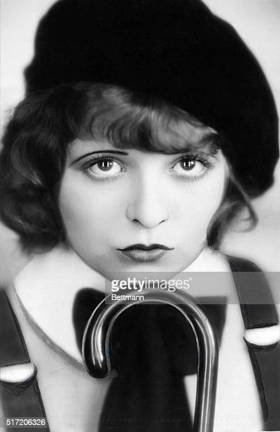 Clara Bow the inimitable It Girl