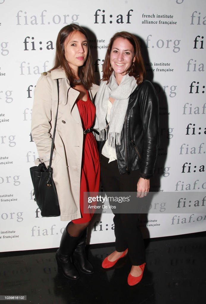 FIAF's Young Patrons Fall Fête