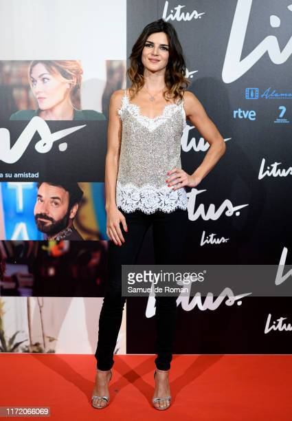 Clara Lago attends the 'Litus' Premiere at Verdi Cinema on September 03 2019 in Madrid Spain on September 03 2019 in Madrid Spain