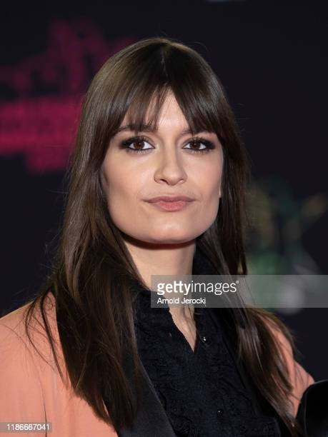 Clara Luciani attends the 21st NRJ Music Awards At Palais des Festivals on November 09 2019 in Cannes France