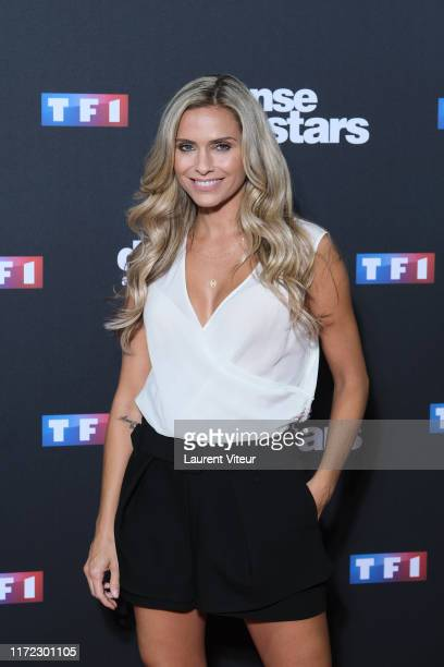 Clara Morgane attends the Danse Avec Les Stars Photocall At TF1 on September 04 2019 in BoulogneBillancourt France