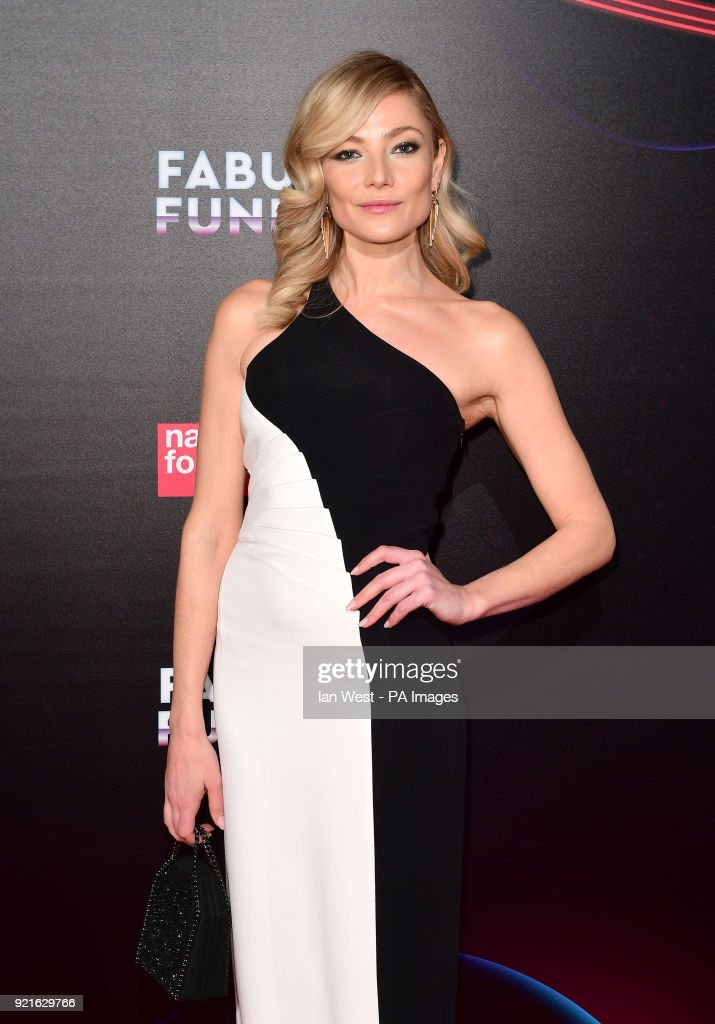 Clara Paget attending the Naked Heart Foundation Fabulous Fun dFair held at The Roundhouse in Chalk Farm, London.