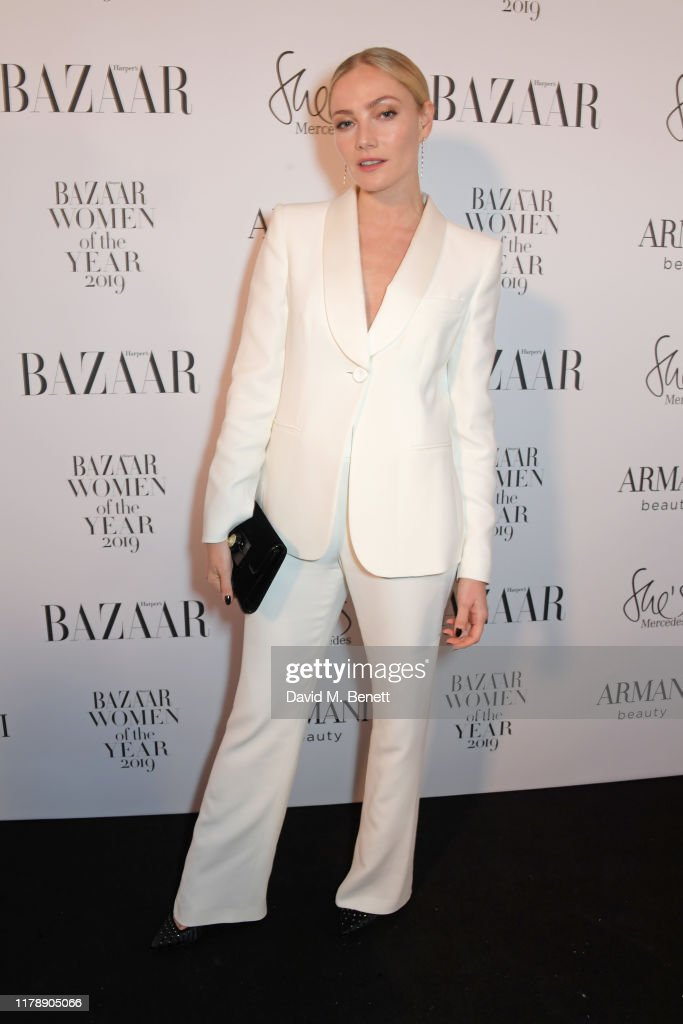 Harper's Bazaar Women of the Year 2019 : News Photo