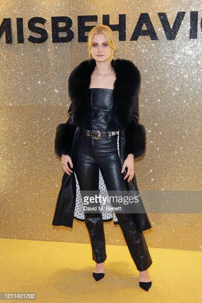 Clara Rosager attends the World Premiere of Misbehaviour at The Ham Yard Hotel on March 09 2020 in London England