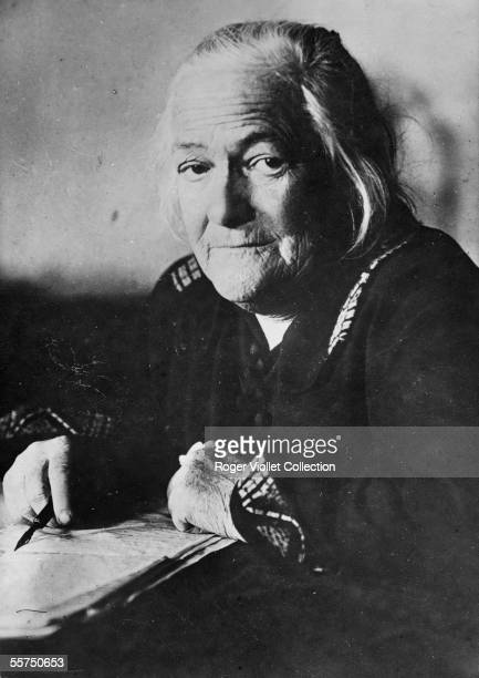 Clara Zetkin German politician