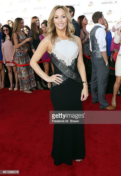 Clare Crawley attends the Premiere of ABC's The Bachelor Season 19 at the Line 204 East Stages on January 5 2015 in Hollywood California