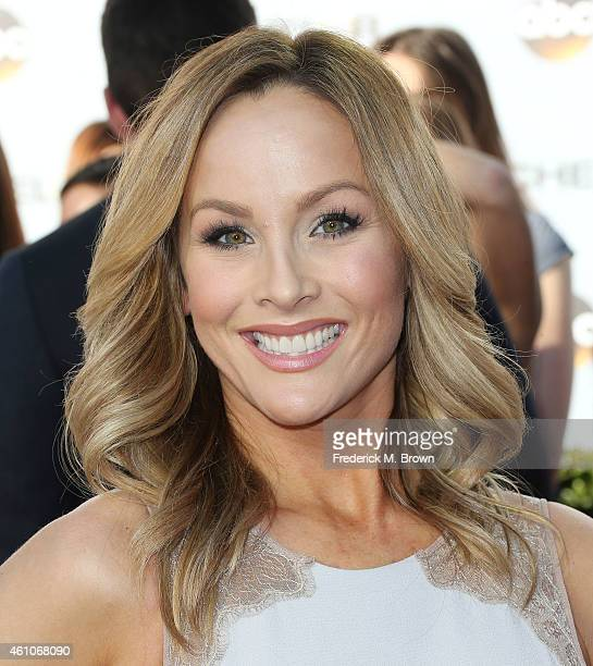 "Clare Crawley attends the Premiere of ABC's ""The Bachelor"" Season 19 at the Line 204 East Stages on January 5, 2015 in Hollywood, California."