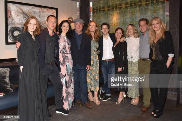 Clare Foster Stephen Campbell Moore Sian Clifford Roger Michell Nina Raine Lee Ingleby Claudie Blakley Adam James Heather Craney and Sonia Friedman...