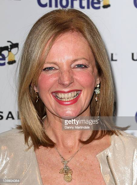 Clare Grogan attends the Chortle Comedy Awards at Floridita on February 7 2011 in London England