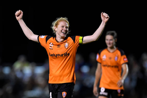 AUS: W-League Rd 8 - Brisbane Roar v Melbourne Victory