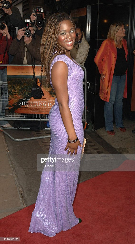 """Shooting Dogs"" London Premiere - Red Carpet"