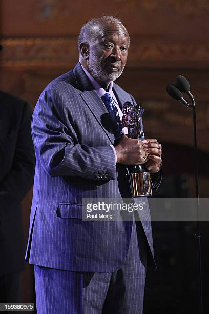Clarence Avant onstage at BET Honors 2013 at Warner Theatre on January 12 2013 in Washington DC