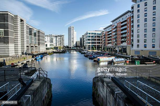 Clarence Dock, Clarence House and Royal Armouries