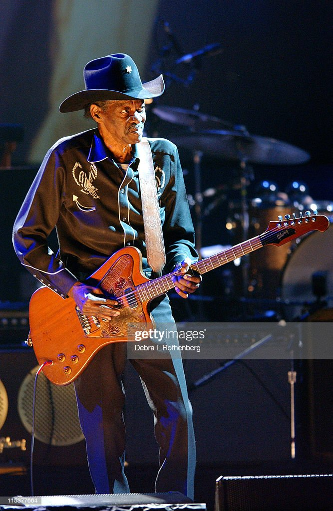 Salute To The Blues Benefit Concert : News Photo