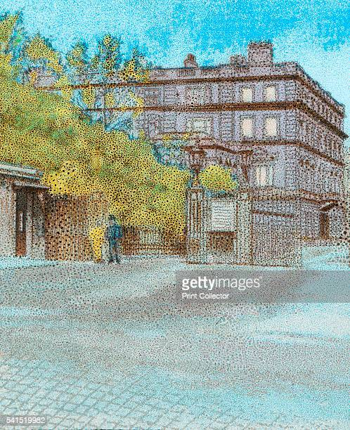 Clarence House' c1902 Artist Unknown