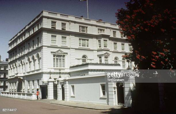 Clarence House, London.circa 1990s