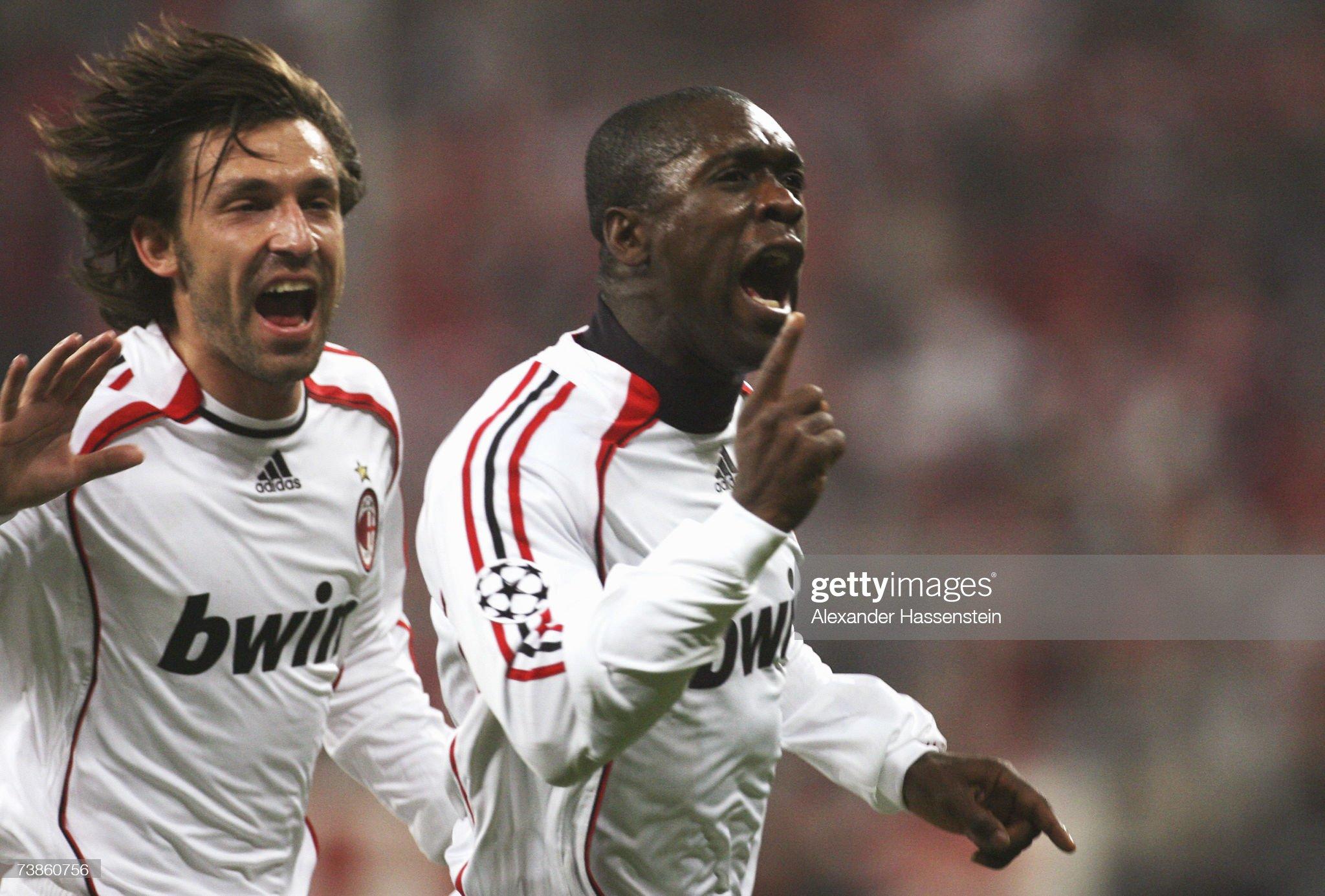 UEFA Champions League Quarter Final: Bayern Munich v AC Milan : News Photo