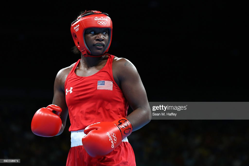 Boxing - Olympics: Day 14 : News Photo