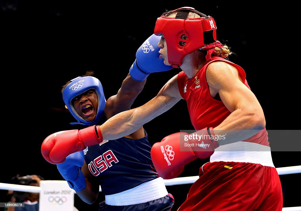 Olympics Day 10 - Boxing : News Photo
