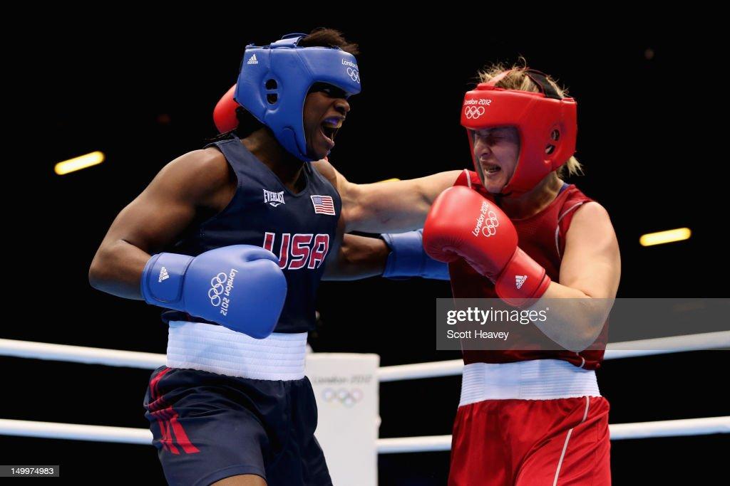 Olympics Day 12 - Boxing : News Photo