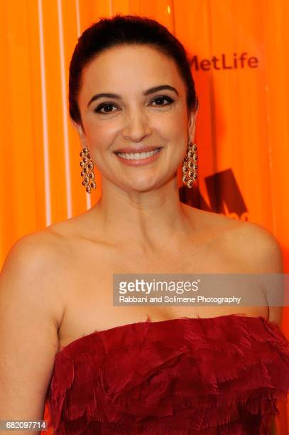 Clarice Oliveira Tavares attends the El Museo Gala 2017 at The Plaza Hotel on May 11 2017 in New York City