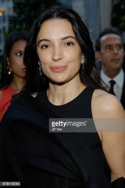 Clarice Tavares attends the 40th Anniversary of Studio In A School at The Seagram Building on May 3 2017 in New York City