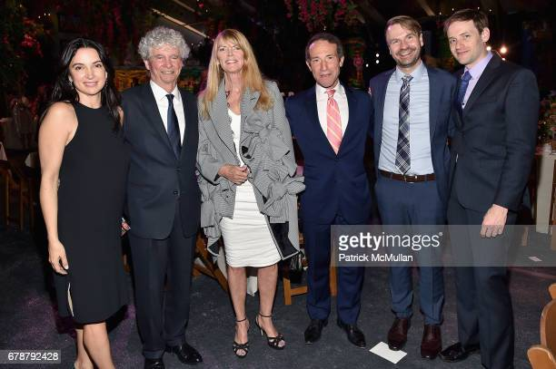 Clarice Tavares Tom Bechara Mary Maddingly Steve Reiss Christopher Wisniewski and Michael Koresky attend the Studio in a School 40th Anniversary Gala...