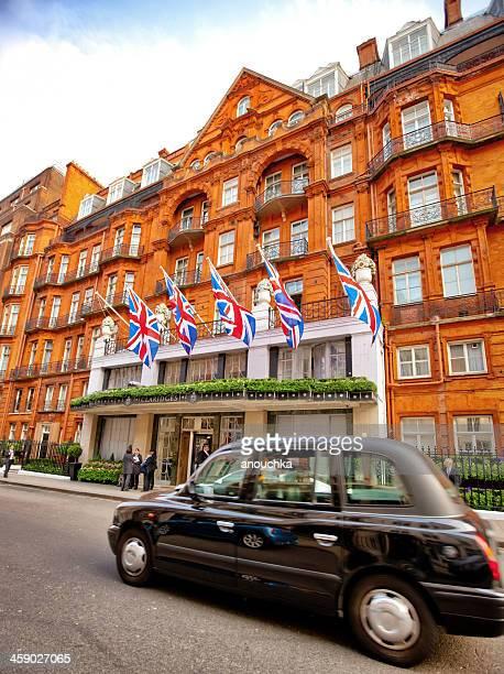 Claridges Hotel in London, Uk
