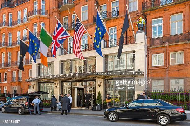 Claridges Hotel in London's Mayfair