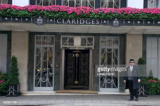 Claridges Hotel.