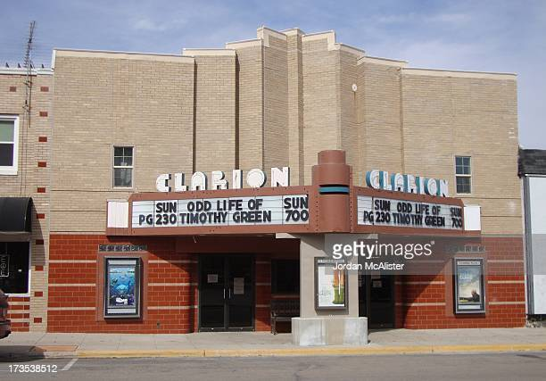 CONTENT] Clarion is a small but charming county seat located in northern central Iowa between Des Moines and Minnesota It is the county seat of...