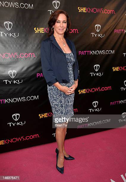 Clarissa Burt attends Bravo's Millionaire Matchmaker Patti Stanger private birthday celebration at Koi Restaurant and Lounge on June 14 2012 in West...
