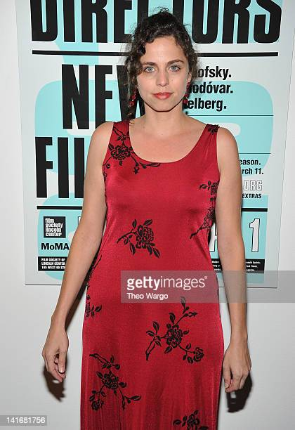 Clarissa Knoll attends the 2012 New Directors/New Films Opening Night Gala at the Museum of Modern Art on March 21 2012 in New York City