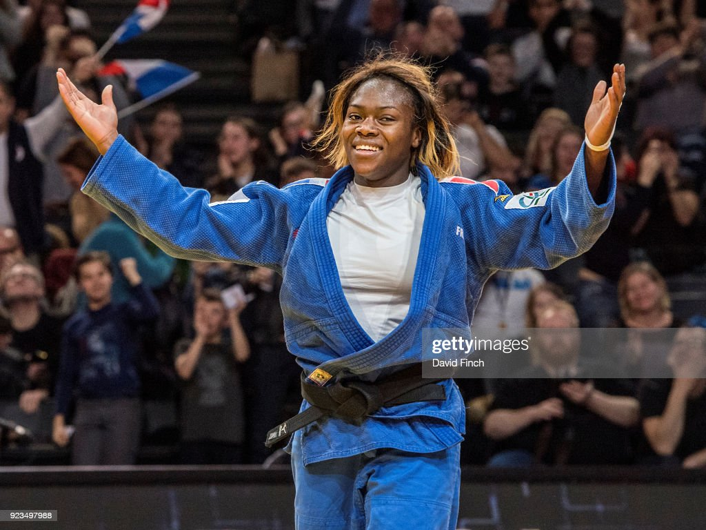 Judo Paris Grand Slam 2018