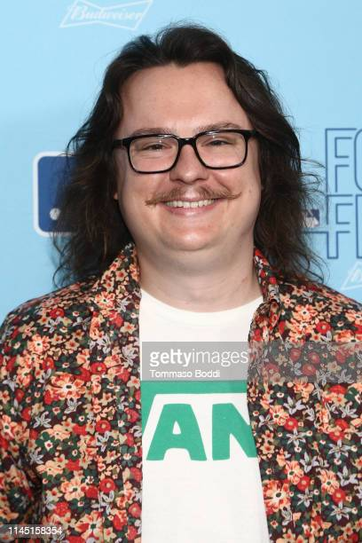 Clark Duke attends the 2019 MLB FoodFest Special VIP Preview Night at Magic Box on April 25 2019 in Los Angeles California