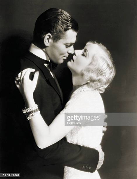 Clark Gable and Carole Lombard Undated photograph BPA2# 2903