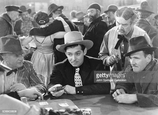 Clark Gable as Jack Thornton in 1935 film adaptation of the Jack London novel The Call of the Wild